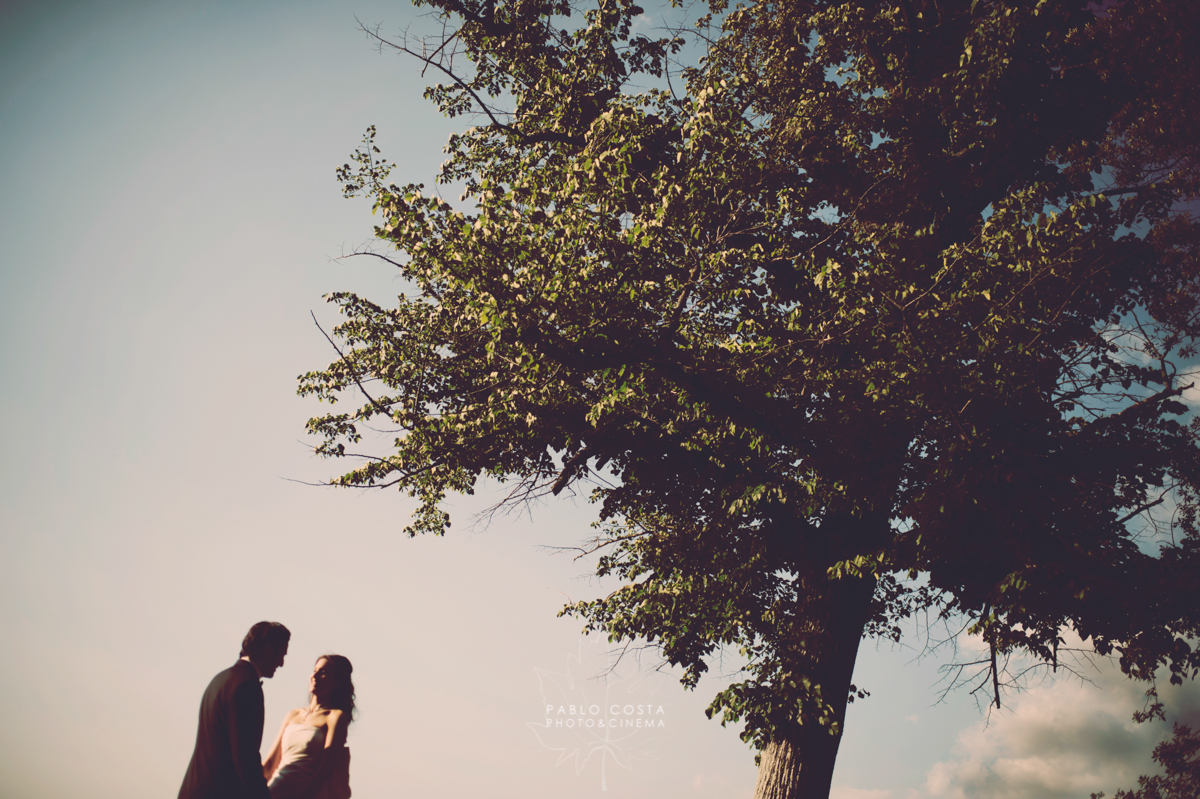 Amnah & Fahed – Wedding in Tuscany