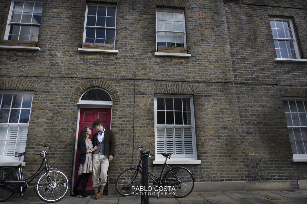 Matt & Victoria – Preboda en London