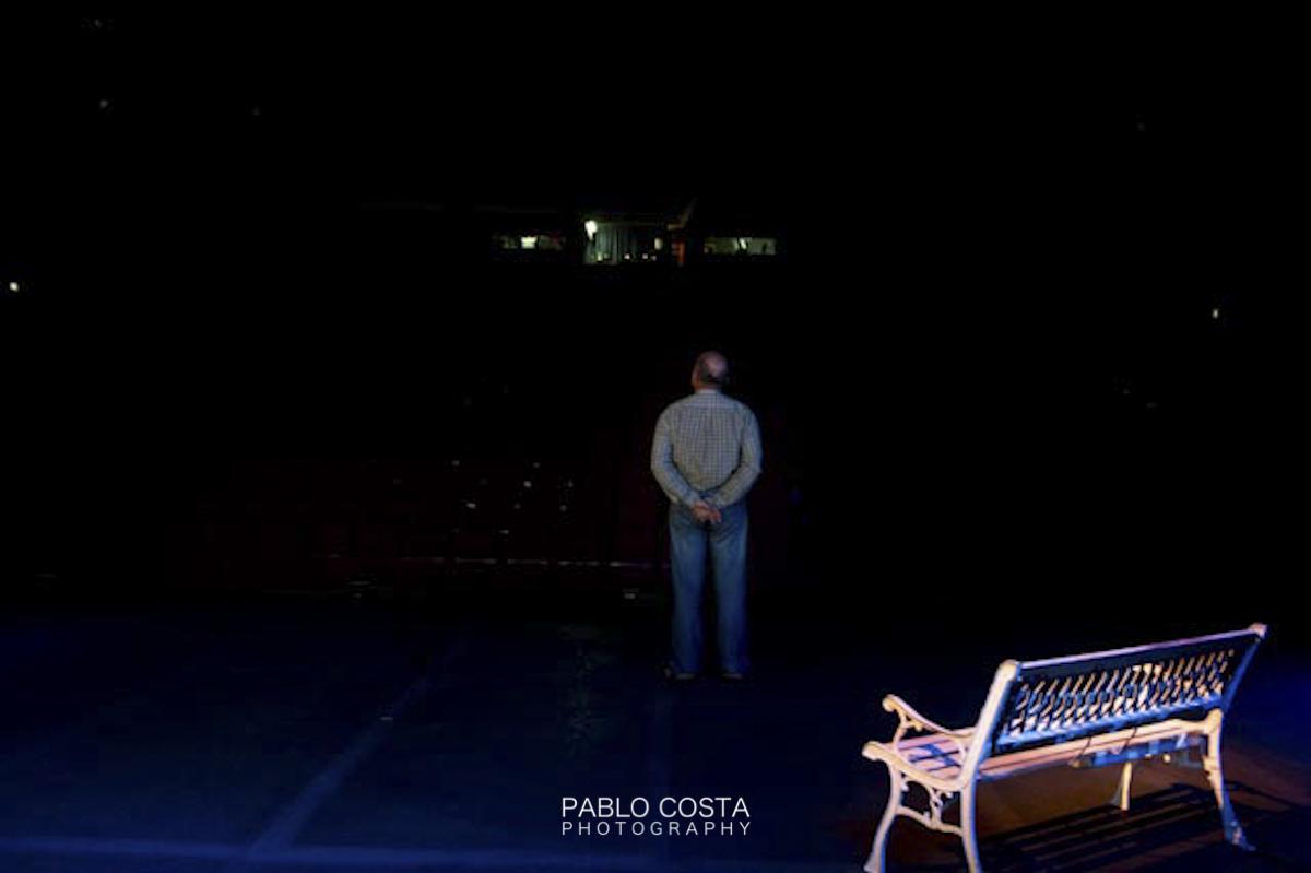 """Leo Bassi – Backstage """"Utopia"""""""