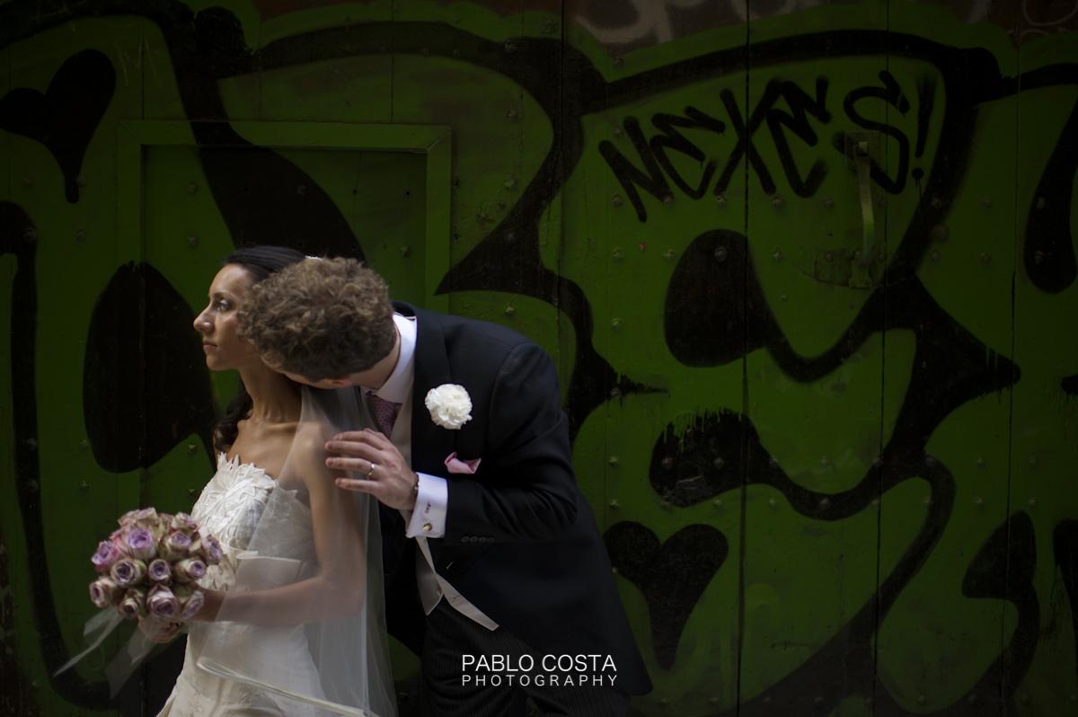 Matt & Victoria – Boda en Barcelona