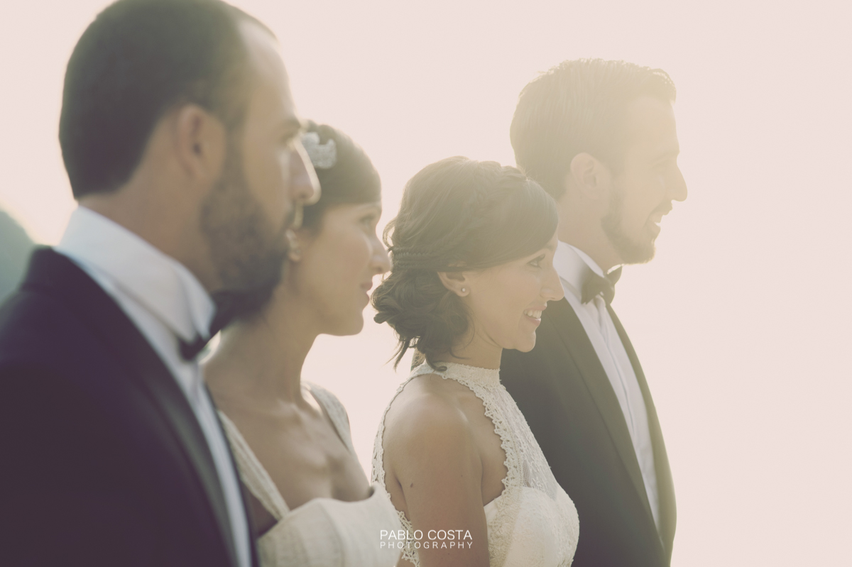 Maria & Rodrigo + Olivia & Gonzalo – Ibiza wedding party